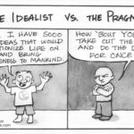 Pragmatism - the road to apathy